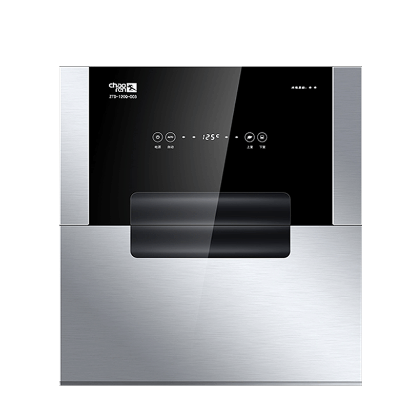 超人消毒柜 ZTD-120Q-003 紫外线杀菌 高温消毒 嵌入式消毒柜  120升
