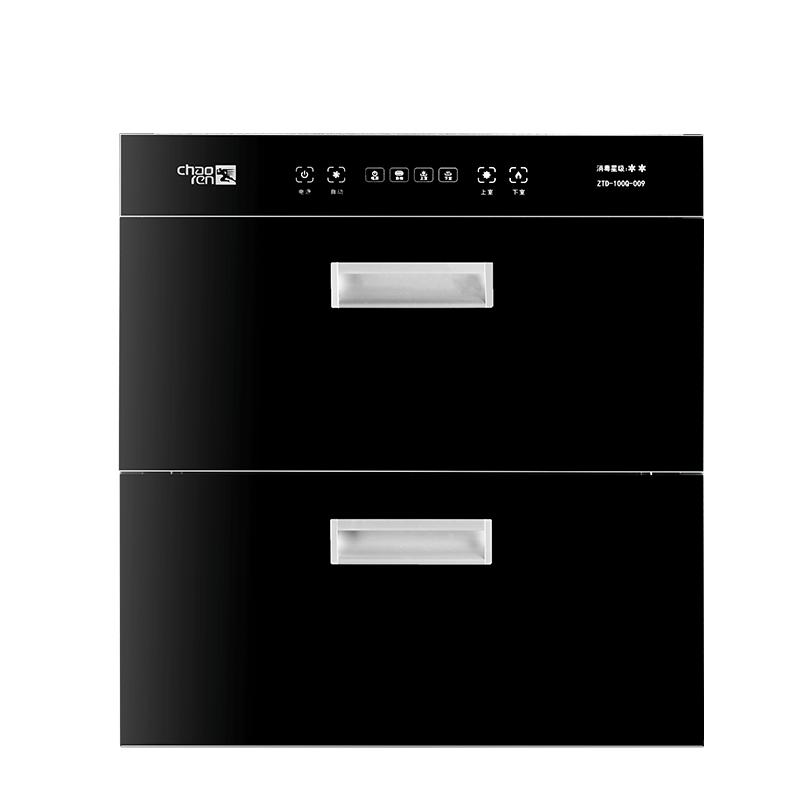 超人消毒柜 ZTD-100Q-009 100升 紫外线杀菌 高温消毒 嵌入式