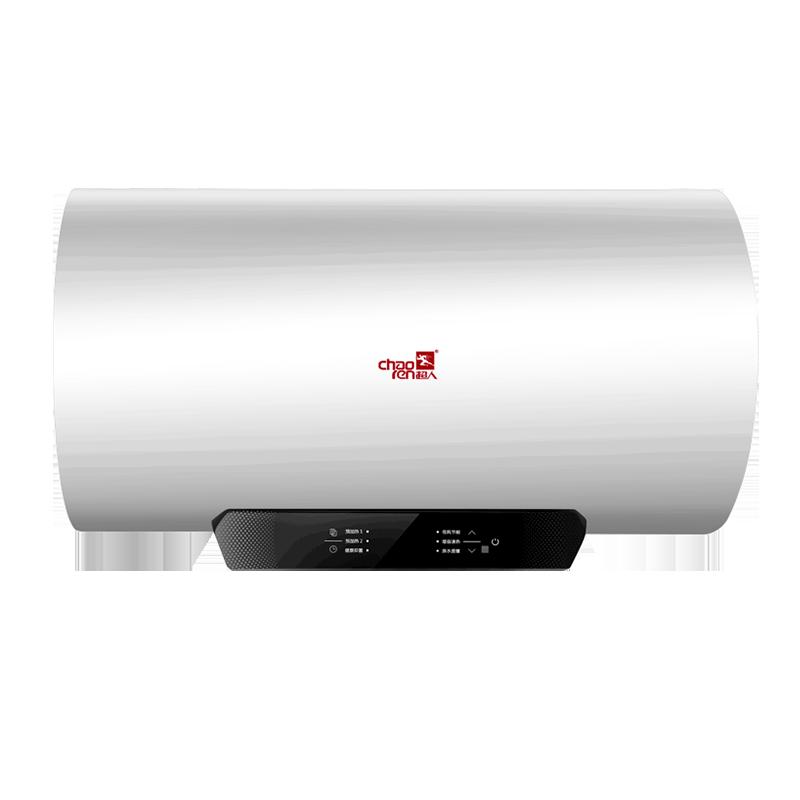 超人电热水器 B35系列 三级闪断防电闸 超长防电墙  双管速热 遥控预约 节能沐浴 50/60/80升